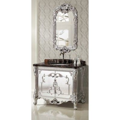 vintage bathroom vanity mirror. Legion Furniture Antique Bathroom Vanity WB19666 Vanities In Vintage Mirror