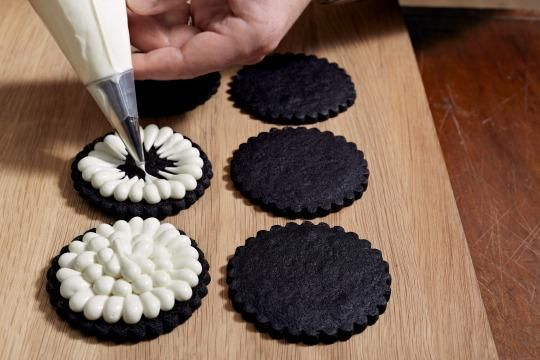 Bouchon Bakery's Oreo Cookie Recipe