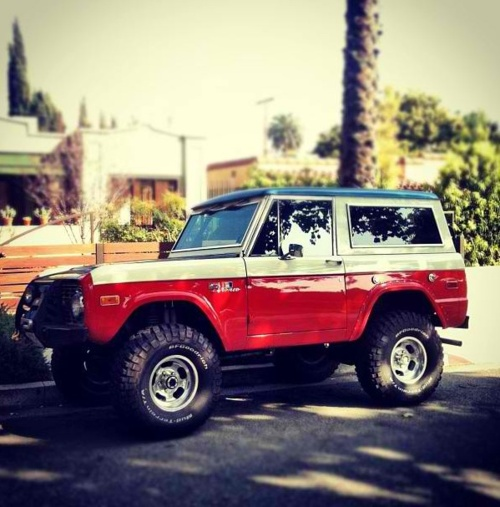 Ford Bronco!