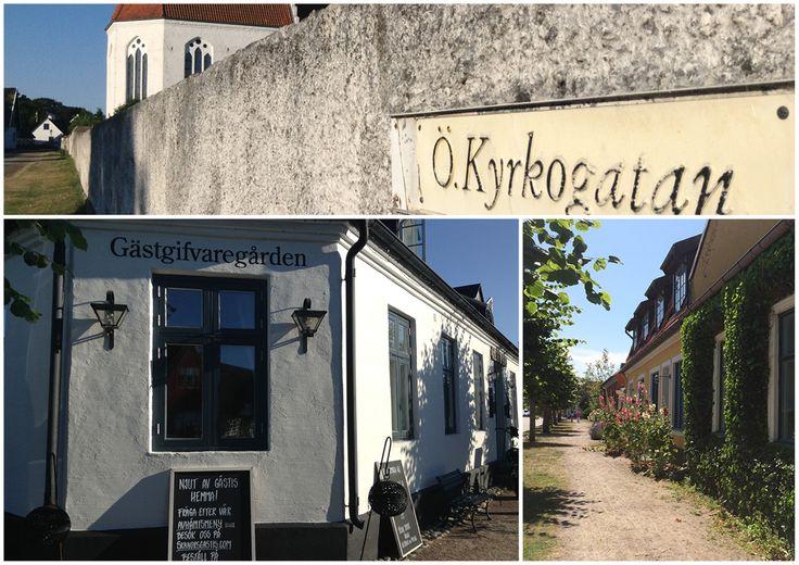 Skanör, on Copenhagen's doorstep. www.philsspaces.com