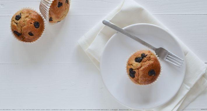 gezonde havermoutmuffins