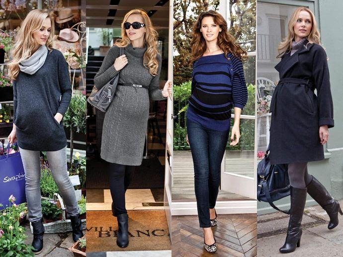 Модная одежда для беременных 2015 - мода и стиль (55 фото)