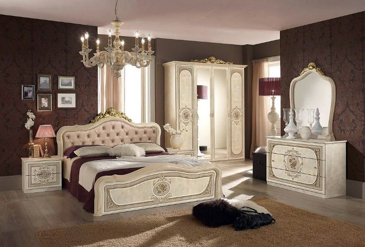 Italian Bedroom Furniture | BEDROOM FURNITURE | Pinterest ...