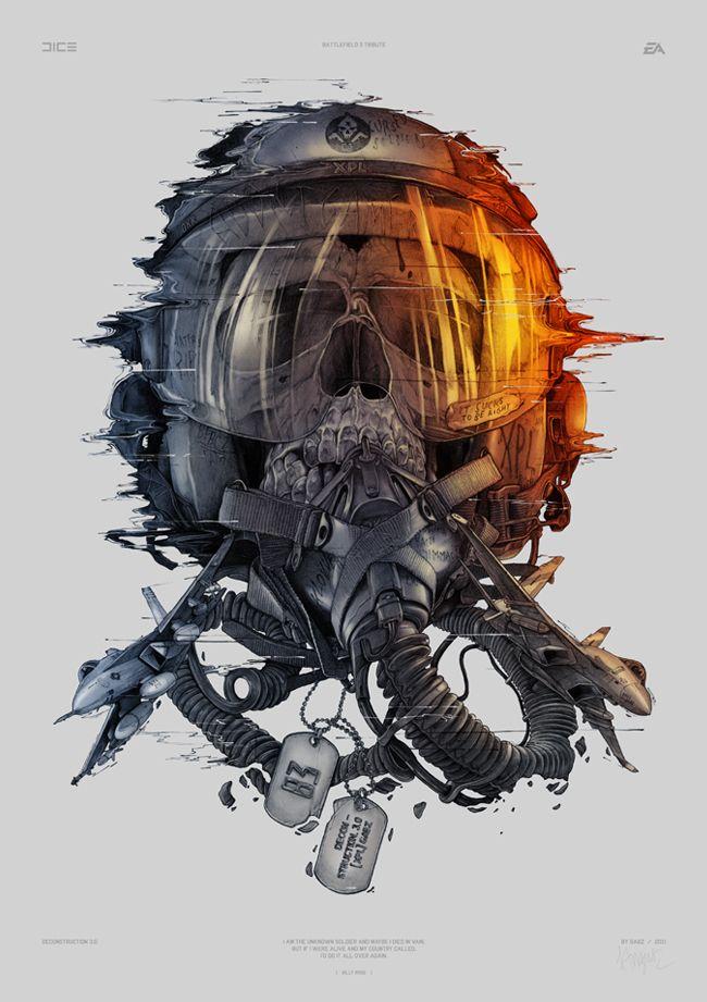 Battlefield 3 by Gabz
