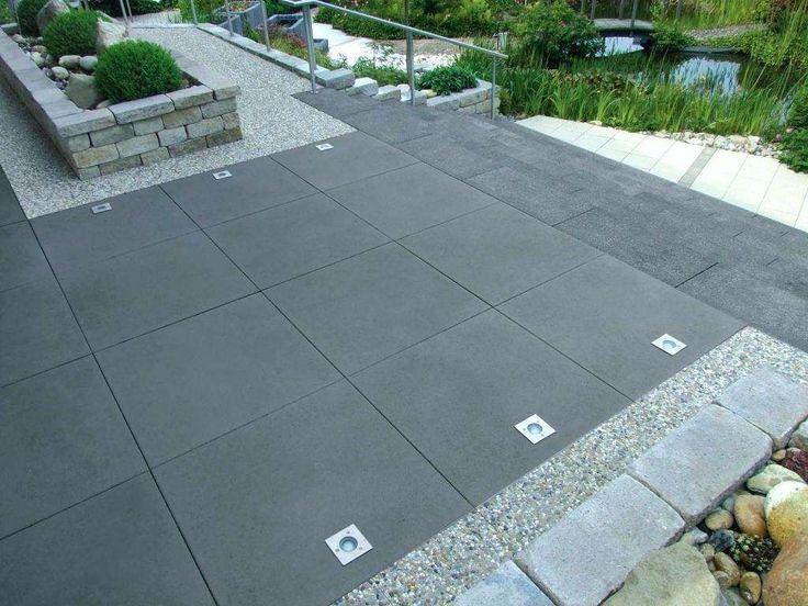 Konzept 45 Zum Terrassenplatten Reinigen Beton Hintergarten Gartengestaltung Ideen Pflastersteine