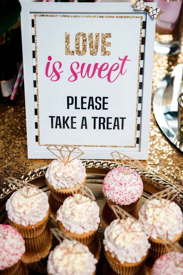 kate spade bridal shower by winsome taylor events