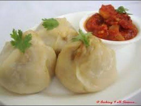 Veg Momos -momos recipe - North eastern india recipe from TASTE INDIA