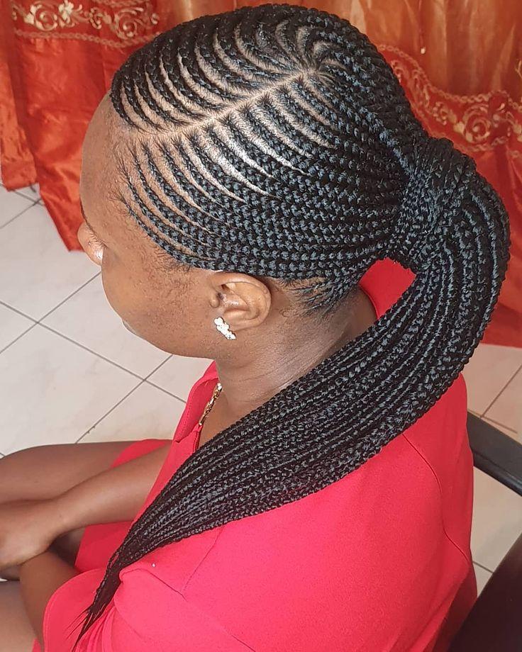 33+ African braid hairstyles app trends