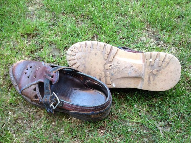 Kelli Rollinson - My trusty old school sandals now about 23 years old and still worn every summer. Made by the last footwear company they have been my old faithfuls. Love the fact they are proudly NZ made sporting map of NZ and a kiwi on their sole or ... perhaps on their soul