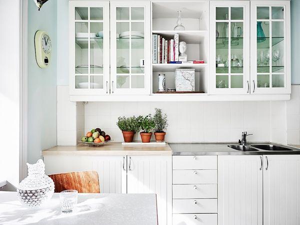 Personligt inred lägenhet med sekelskiftesdetaljer ‹ Dansk inredning och design