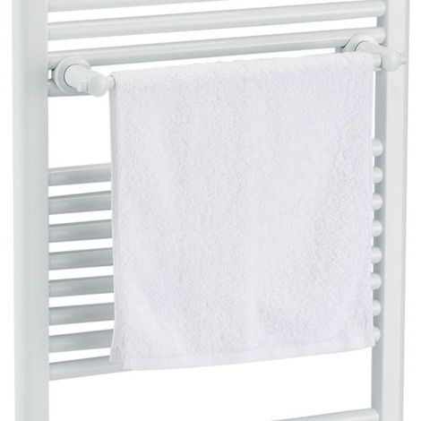 Straight towel rail
