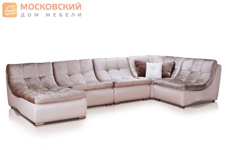 Диван модульный Сенатор — Московский Дом Мебели