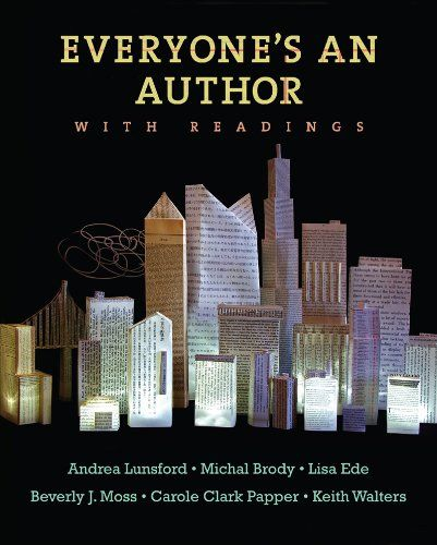 Everyone's an Author with 2016 by Michal Brody, Carole Clark Papper, Lisa...