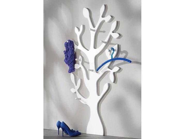 Wandgarderobe Baum Mit 7 Haken In Vielen Verschiedenen Farben