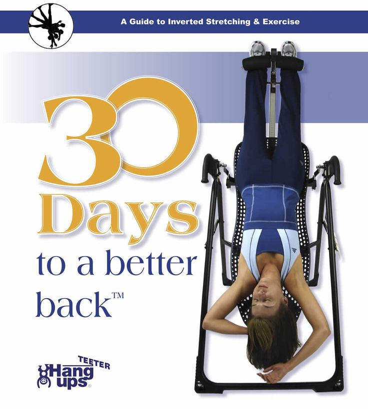 30 Day Teeter Inversion  Program