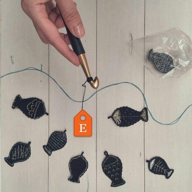 Keen to catch some fish today? #handmade #handcrafted #accessories  Ловись рыбка и большая и маленькая #хендмейд#подарок#назаказ  #etsy #etsyshop