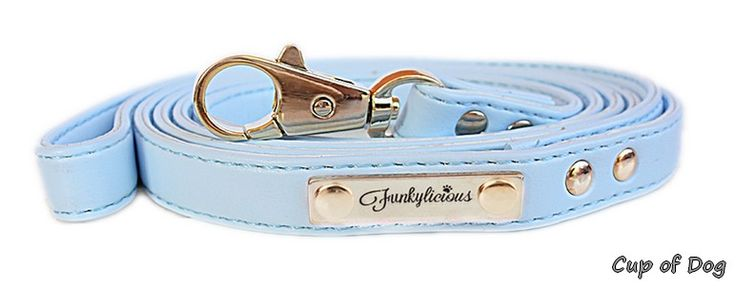 Laisse chien Funkylicious New Azul https://www.cupofdog.fr/collier-harnais-chihuahua-petit-chien-xsl-243.html