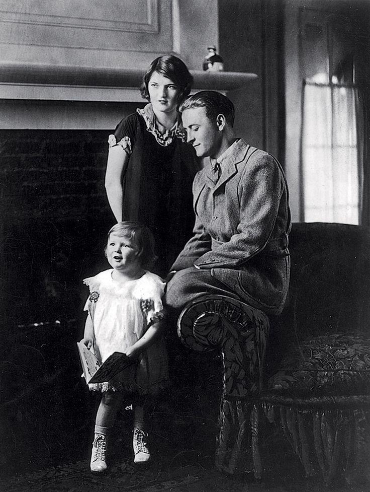 F Scott Fitzgerald Grandchildren Les 25 meilleures id&#...