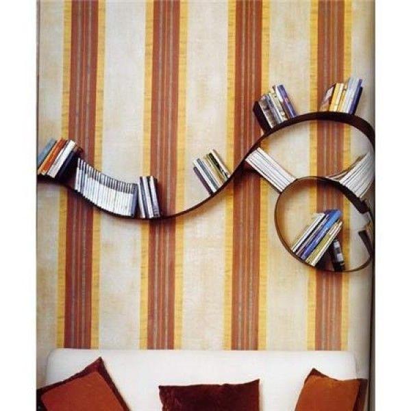 Innovative Bookshelves 27 best bookcase inspiration images on pinterest   bookshelf