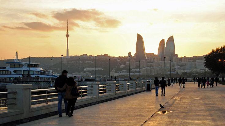 Bakú, el Dubai del mar Caspio | asia | Ocholeguas | elmundo.es
