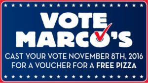 FREE Pizza at Marco's Pizza on http://www.icravefreebies.com/