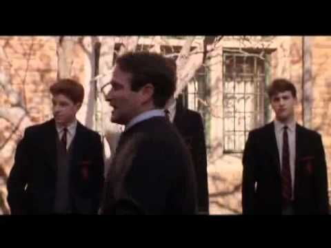dead poets society teaching methods Romanticism and the dead poets' society  and emotional appeal with  stereotypes of traditional values and teaching methods—thus creating.