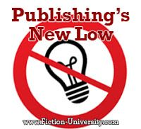 Fiction University: Discriminating Against Quality: the New Low of Tra...