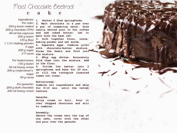 EAT ME BLOG: Шоколадно-свекольный торт на День Св. Валентина / Valentine's Day Chocolate-Beetroot Cake