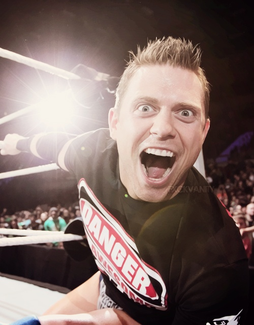 "WWE´s Mike ""The Miz"" Mizanin. I´ve really learned to love that man ^^"