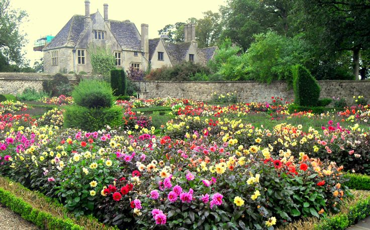 Avebury Gardens, Wiltshire, UK.  Travels featured in the Campervan Capers books/blog by Alannah Foley.