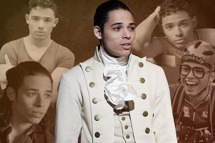 'Hamilton' Doesn't Define Anthony Ramos, King Of The Side Hustle | HuffPost