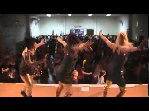 TE VAS - ZUMBA ARGENTINA - YouTube