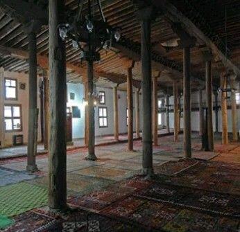 Great mosque-Ulu camii-Constructive: Kadı Leşker Emir Celaleddin-Year built: 1331&1332-Restore: Emineddin Mikail bin Abdullah-Restore year: 1274-Repair: Kadı Hızır Bey-Repair year: 1440-Restore: Vakıflar-Restore year: 2013&2105-Kubbeli neighborhood-Sivrihisar-Eskişehir (UNESCO World Heritage Tentative List-2016)