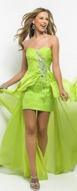 You could do something REALLY different at the reception and wear our accent color!