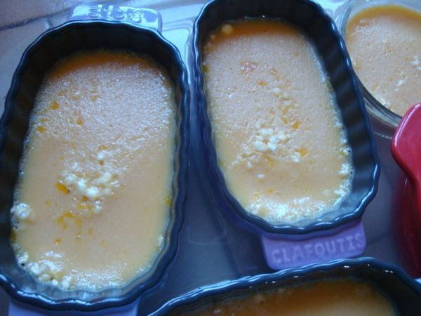 Flan aux oeufs ultra facile....cookeo,              pour 6 perssones  cuisson 30 mn aux bais marie.    1 boite de lait concentr&eacut les meilleures recettes de cuisine d'Internet sur speedrecette