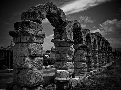 Gates of Nigde, Turkey
