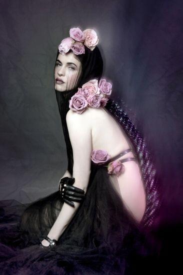 HER INNER BLOOM by Helen Sobiralski