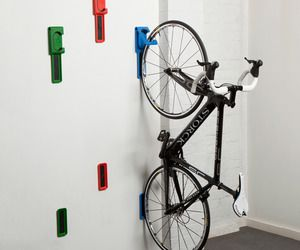 Cycloc Endo - Vertical Fold Flat Bicycle Storage