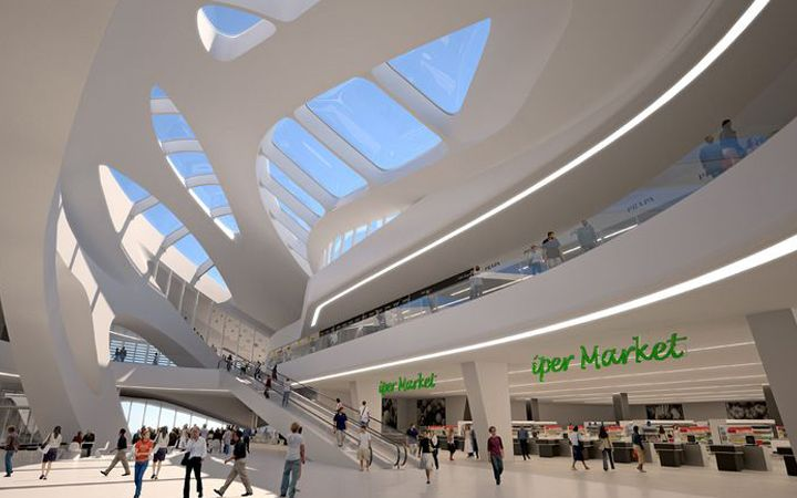 Jesolo Magica by #Zaha Hadid Architects