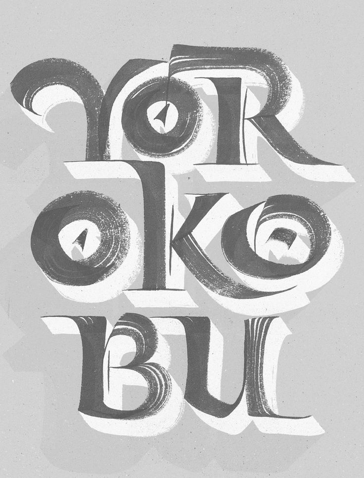 I had the pleasure to be commissioned to create the cover of the 78th issue of the Spanish magazine Yorokobu. They gave me total freedom to develop it, so I decided to create an expressive calligraphic layout. Analysing the covers on the past issues, I re…
