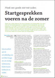 Artikelen Ouderbetrokkenheid - CPS.nl