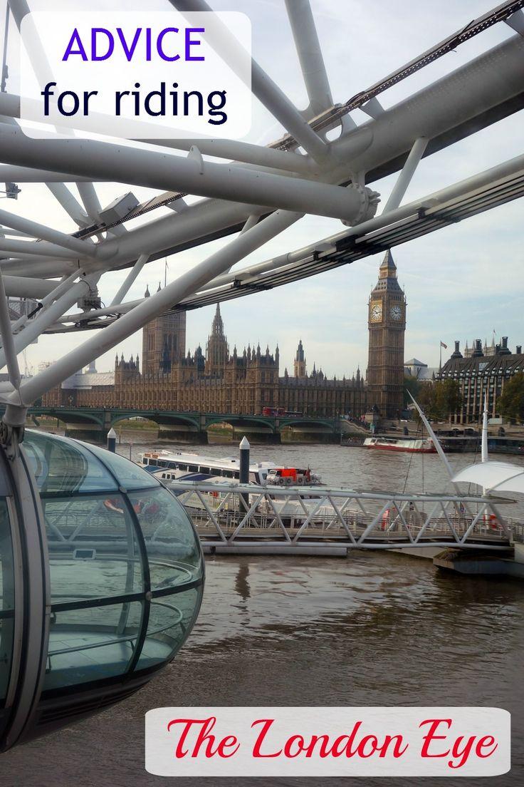 The London Eye, London, UK