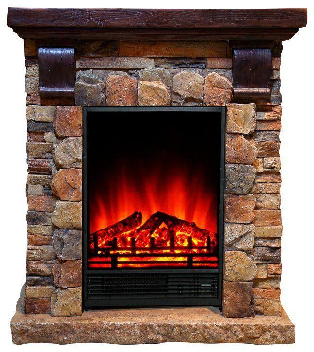 El Fuego Elektrisches Kaminfeuer Kitzbuhel Mit Fernbedienung