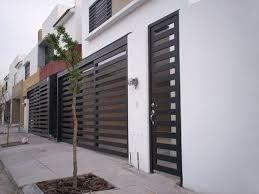Resultado de imagen para rejas para casas madera fierro cemento