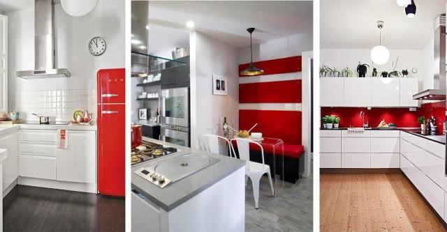 Ognisty kolor w kuchni: czerwień, która rozpala zmysły