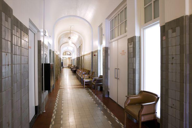 Lloyd Hotel corridor