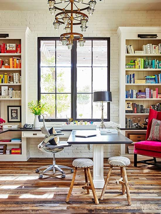 Turn your home office into a clean and organized workspace with these 19 organization tips.
