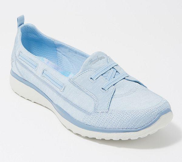 qvc skechers womens shoes