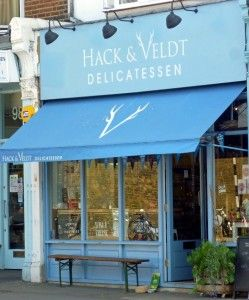 Hack and Veldt, W4, Homegirl London