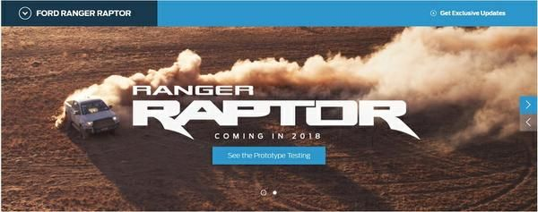 Be the first to drive the first Aussie Raptor. Pre order yours today at Adrian Brien Ford!  Be quick, don't miss out!  Call Jean on 0409 267 444.  Click the link provided below to watch the prototype in testing.  http://archive.aweber.com/adrianbrienenew/G6ew8/h/Be_the_first_to_drive_the.htm